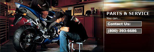 Motorcycle Service in Lansing, MI